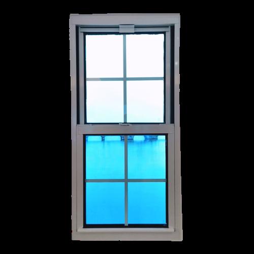 American style thermally broken aluminum window double/single hung windows and door