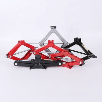 Best Price Custom Mechanical Steel Jack 1.5 Ton Low Prifile Scissor Jack