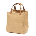Bag Shop 20 Years Factory 0 Waste Eco Friendly Reusable Business Jute Wine Shopping Bag 50kg