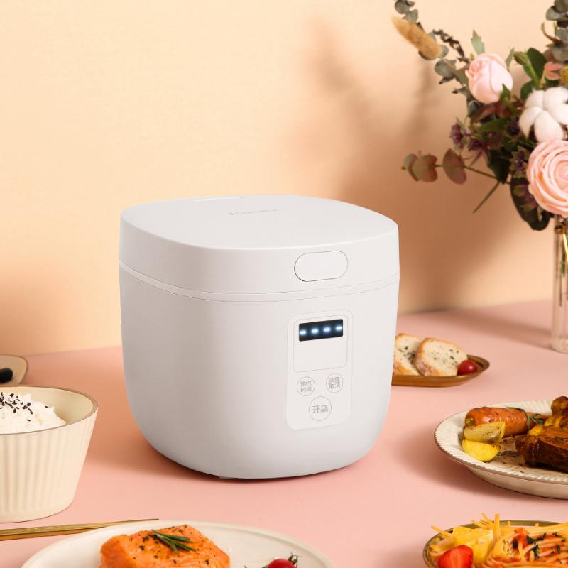 Устройство для приготовления риса KONKA, многофункциональное устройство для домашнего приготовления риса 24 часа, емкость 2 л, антипригарная, с внутренним пузырьком, RS25
