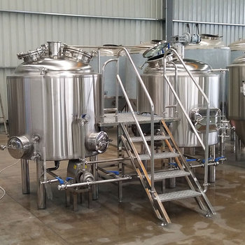 Microbrewery beer making machine fermentation tank/beer brewing/ beer factory equipment for sale
