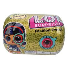 LOL Surprise little Sister lol pets dolls toys lol girl LOL Dolls Egg Baby Doll Blind box игрушки для детей Рождественский подарок(Китай)