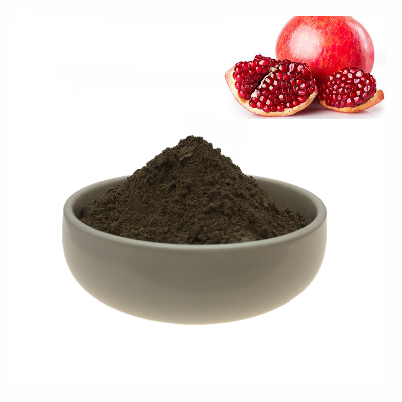 Cas 476-66-4 Pomegranate Extract  70% Ellagic Acid