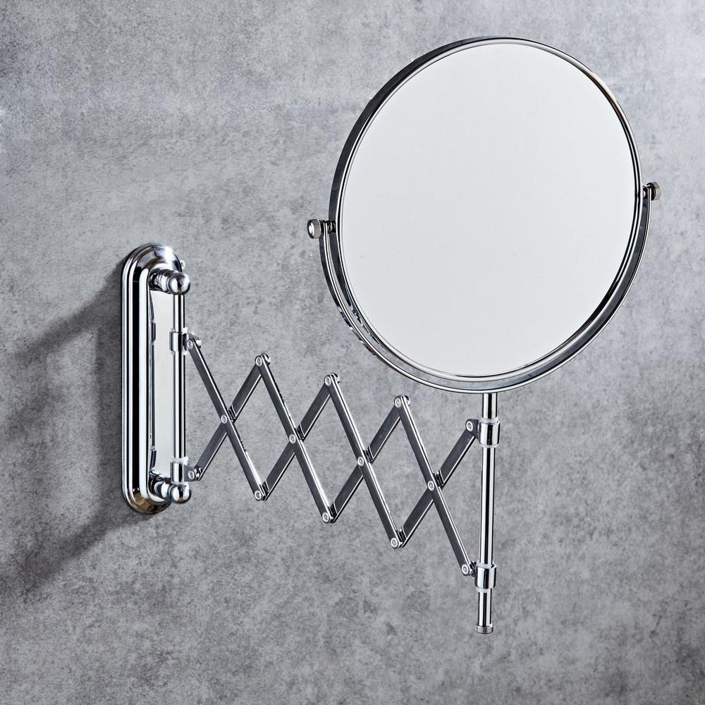 6 Inch Decorative Wall Adjustable Mirror Folding Bathroom Mirror Telescopic Double Side Mirror Buy Wand Montiert Vergrosserungs Spiegel Einstellbar Spiegel Klapp Bad Spiegel Kosmetik Spiegel Teleskop Spiegel Doppel Seite Spiegel Badezimmer Make Up Spiegel