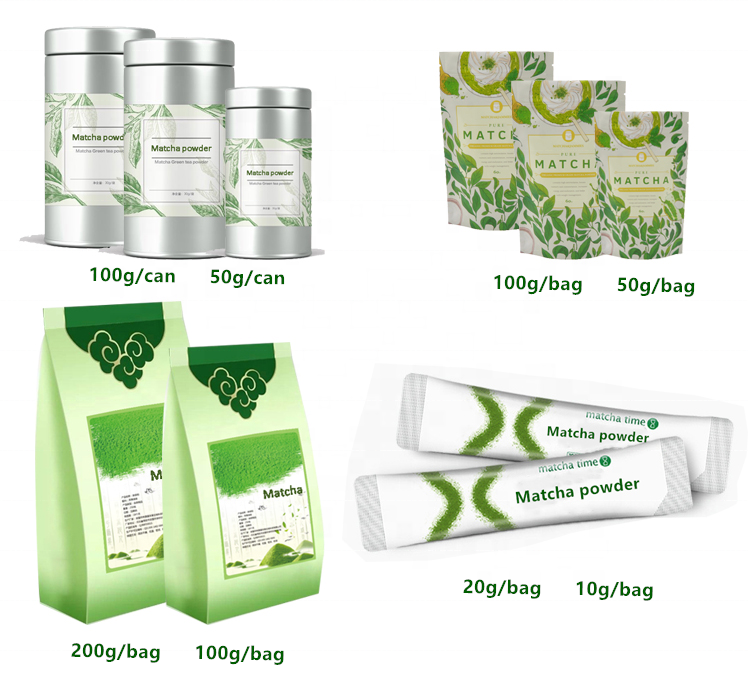 organic ceremonial grade matcha tea green tea powder - 4uTea | 4uTea.com