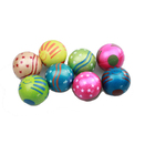Pet Play High Quality Pet Bite Play Rubber Ball Training Chew Toys For Dog