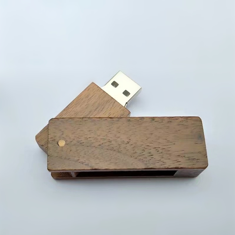 Multi Color Wood Wooden Swivel 1gb 2gb 4gb Usb Flash Drive Parts Without No Housing - USBSKY | USBSKY.NET