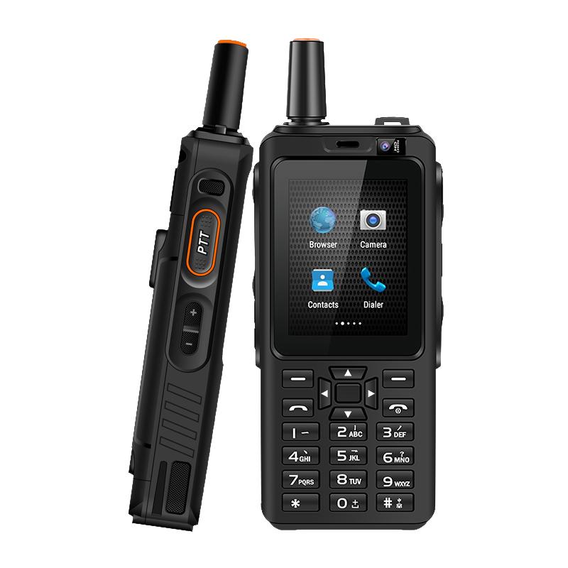 Hot selling UNIWA F40 2.4 Inch FDD/TDD-LTE 4G POC Walkie Talkie Phone