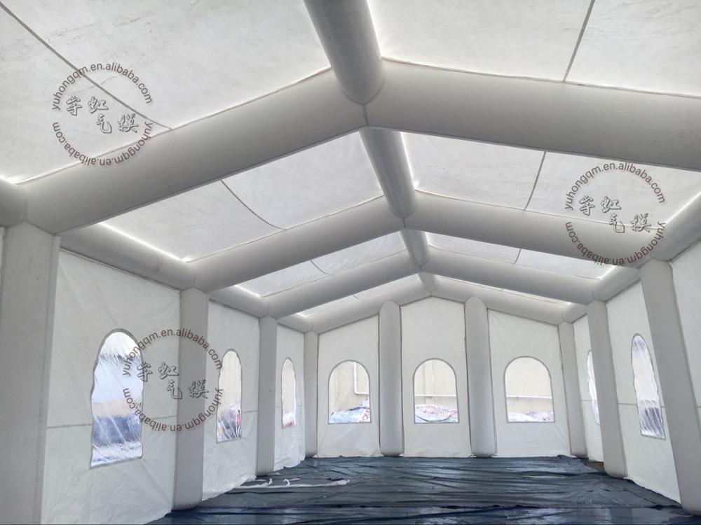 Надувная палатка для вечеринки на открытом воздухе