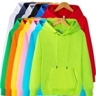 Cotton Hoodie Donice 12 Colors 80% Cotton Hooded Sweatshirt Spring Autumn Hoodie