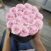 Размер XL с круглым носком 17 розы