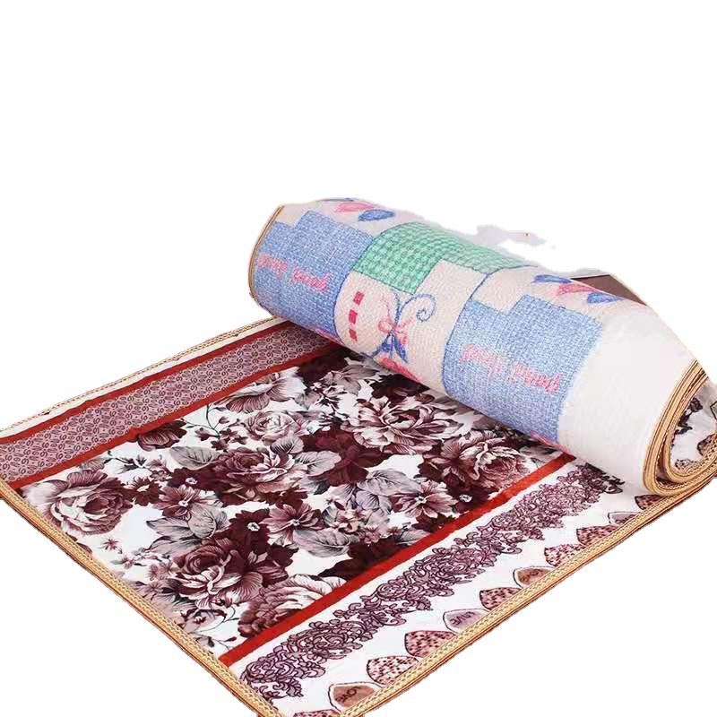 Yarn felt carpet and simple wool felt