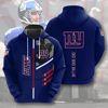 8 New York Giants