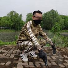 Спортивное тактическое пальто в стиле гопника, боевая одежда-(только Топ), MC XXL(Китай)