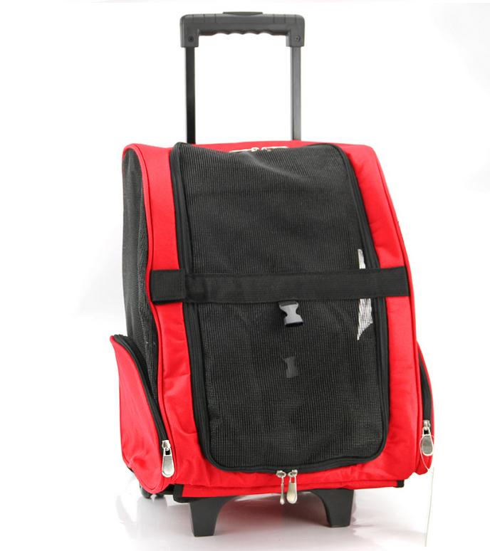 Дизайнерские чемоданы на колесиках и дорожные сумки на колесиках