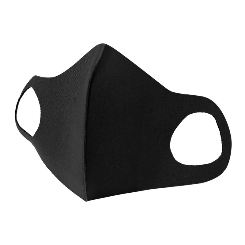 printfashion marvel barbijo neoprene black ace molded woven washable mask dust face - KingCare | KingCare.net