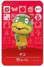 Версия на английском языке (201-240), карта для скрещивания с животными, Amiibo печатная карта NFC, совместимый выбор из списка(Китай)