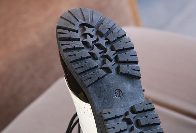 Китай 2020, оптовая продажа, Детская школьная обувь в британском стиле, детская прогулочная обувь для мальчиков