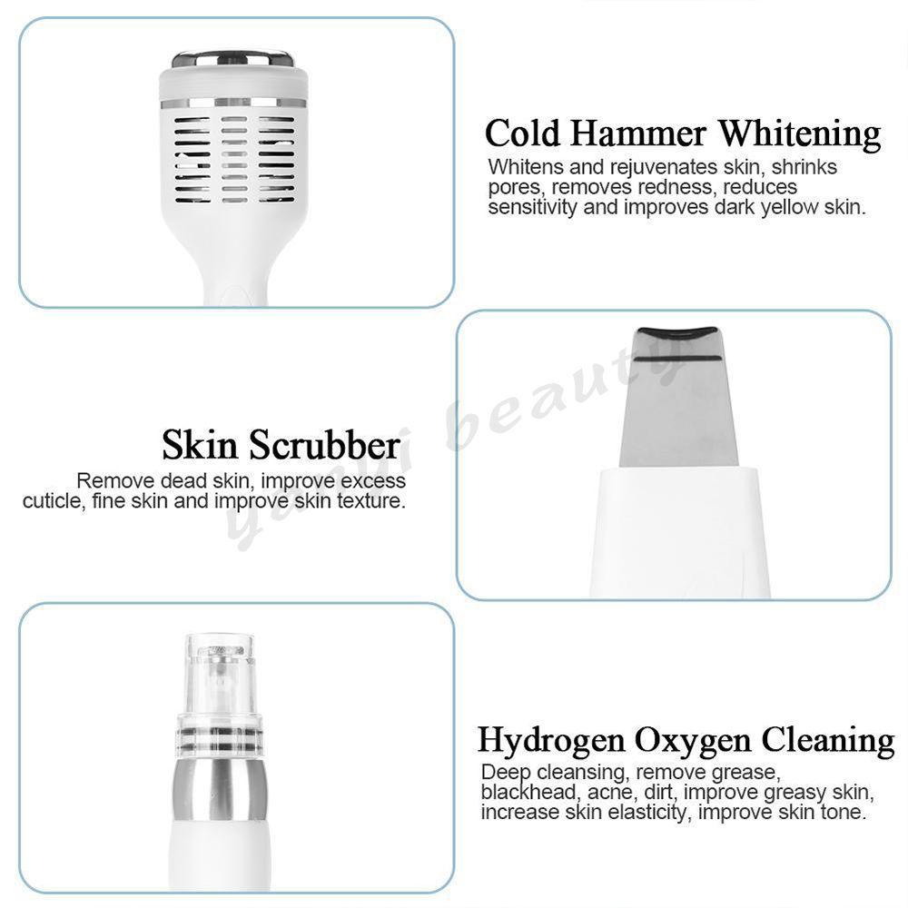 Яньи 2020 шесть в élections машина многофункциональное устройство для сканера отпечатков пальцев, что обеспечивает глубокое очищение кожи машина