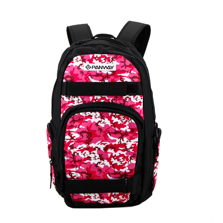Skateboard backpack Multifunctional Fashion Outdoor waterproof Sports Skateboard Pack Backpacks