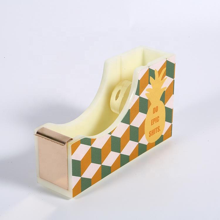 OEM канцелярские принадлежности, акриловый резак для ленты, диспенсер для клейкой бумаги