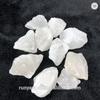 White salt ore stone