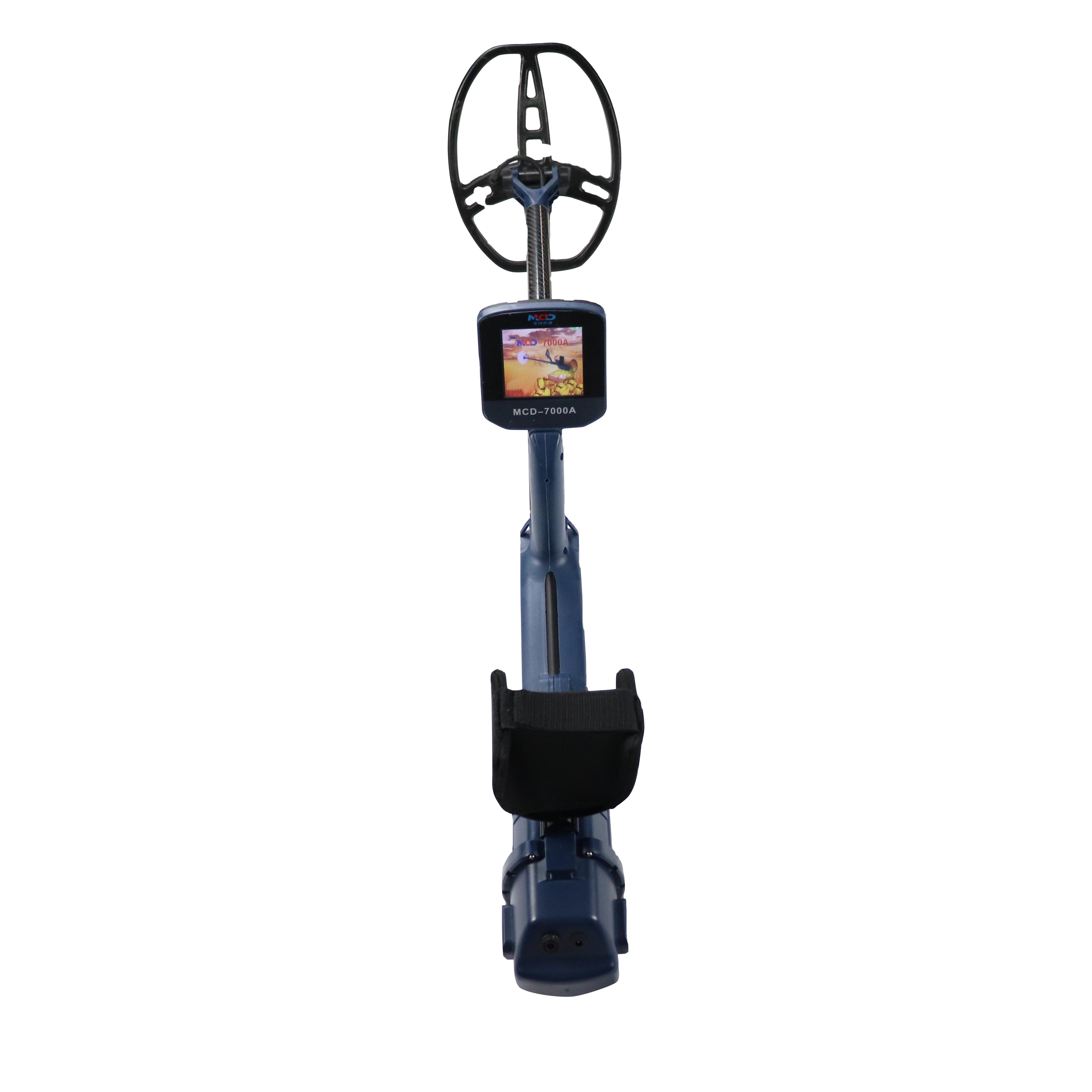 Touch screen high sensitivity under ground metal detector MCD-7000A