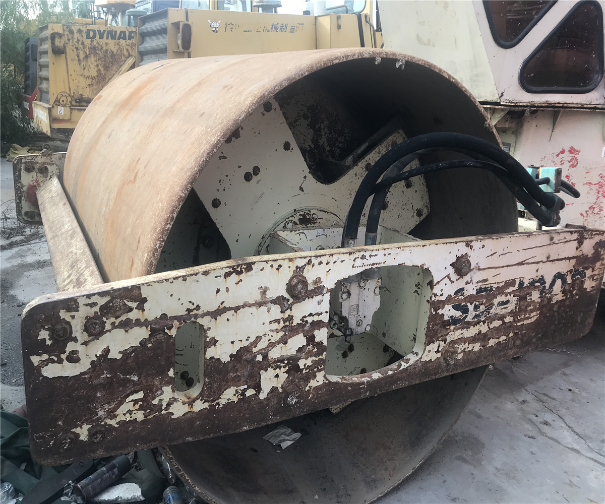 Used Ingersoll Rand SD100D Used road Roller for sale used roller SD150D SD150 SD100D SD175 SD100 for sale