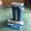 blue  bucket + mop + 1 cloth