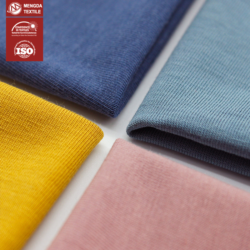 40s cotton modal spandex blend fabric for underwear
