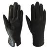 ladies genuine sheepskin leather gloves