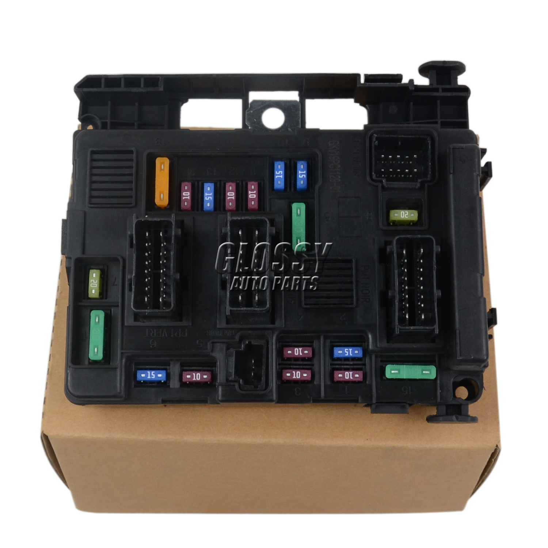Glossy Fuse Box For Citroen C2 C3 C5 Peugeot 206 207 9650618280 - Buy  9650618280,Fuse Box Product on Alibaba.com | Citroen C2 Fuse Box |  | Alibaba.com