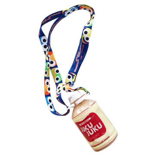 No MOQ Wholesale High Quality Custom Lanyards With Logo Custom Bottle Holder Lanyard
