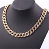 Gold 40cm necklace