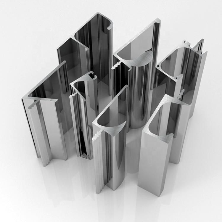 Алюминиевые кухонные шкафы, дверная ручка, под заказ, фабрика фошань