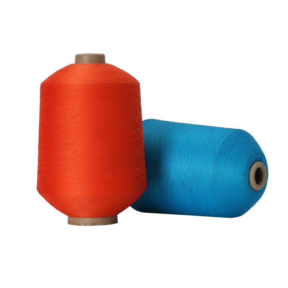 China Factory Eco Friendly Crochet Nylon Yarn Nylon Crimp Yarn