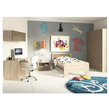 Economic Kids Bedroom Furniture MKAD004 Bed For Kids Other Children Furniture