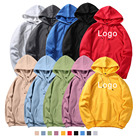 Hoodies Hoodies Manufacturer Wholesale Custom Clothing Cotton Oversize Dropped Shoulder Pullover Street Wear Unisex Women Men Multi Colored Hoodies