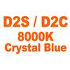 D2S D2C 8000K