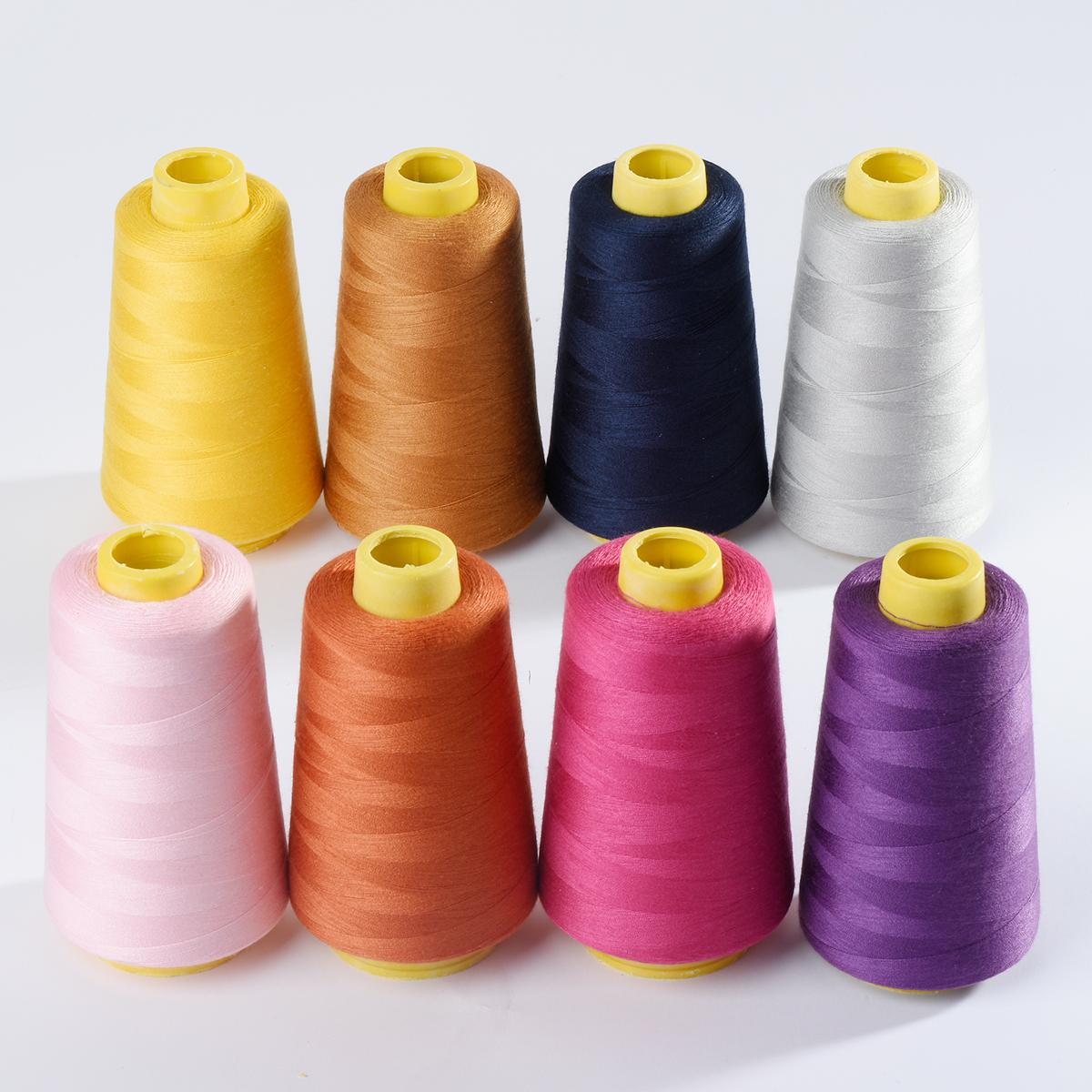 Китайская фабрика, 40/2 швейных ниток, допустимая Настройка