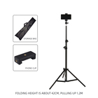 Phone Iphone Stable Landing Tripod Mobile Phone Balance Selfie Stick 1.7m Live Broadcast Stand For Iphone