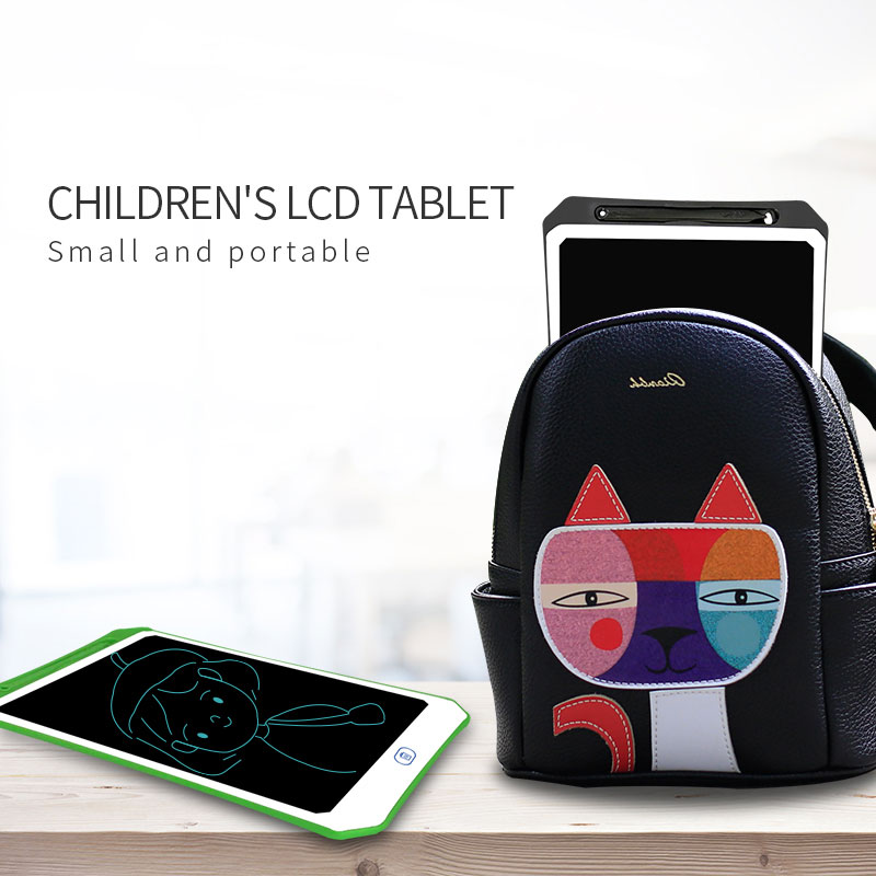 Good at writing 12 inch youth LCD handwriting board LCD children's painting writing board electronic message board highlight ha