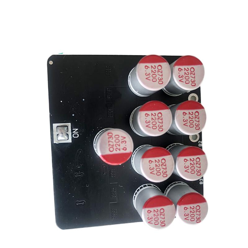 Li-ion LiFePO 4 LTO Battery Active Equalizer BMS 4S 5A Balancer energy transfer