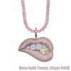 Rose Gold Chain 41CM