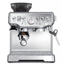 Эспрессо машина с точильщиком 15 бар насос давление Эспрессо чайник полуавтоматическая итальянская кофе машина бытовой коммерческий(Китай)