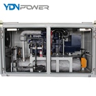 Gas Generator Set Gas Generator Set 20-500kw Cchp Natural Gas Generator Set