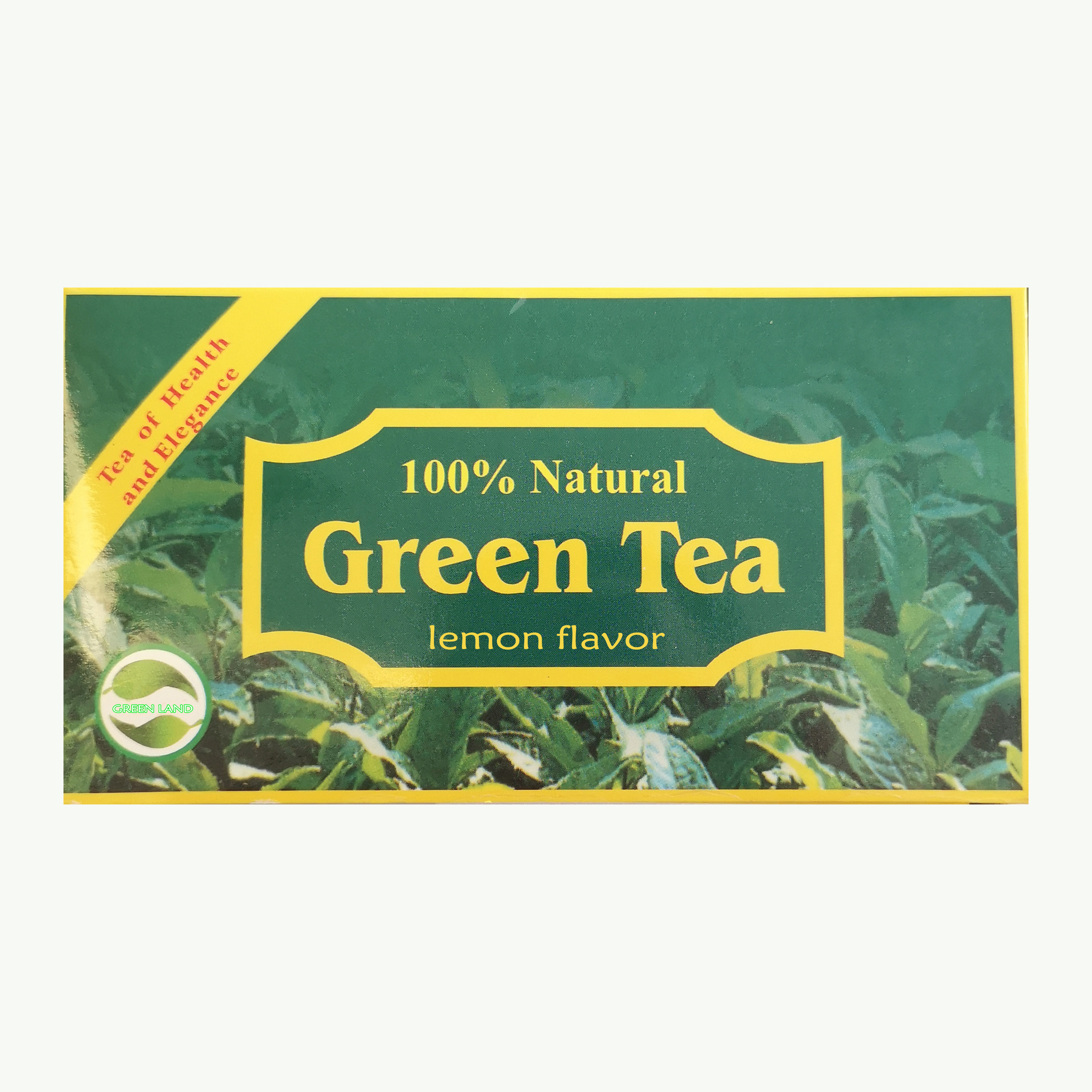 Chinese green tea bags mixed with pure natural fruit flavor - 4uTea | 4uTea.com