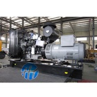 Generator Engine 200kw Generator Industrial Diesel Generator 200KW Open Water-cooled Diesel Generator 250KVA With 1206A-E70TTAG2 Engine