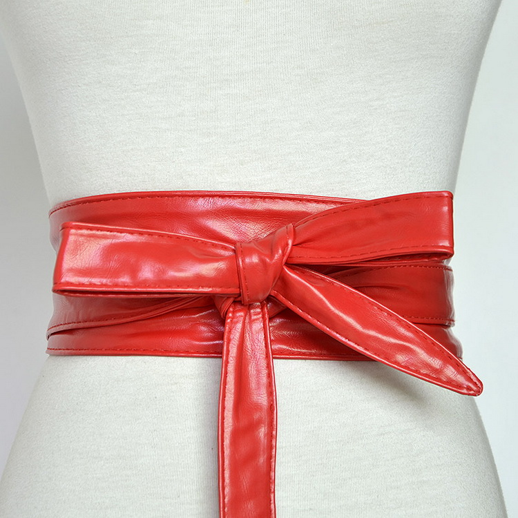 Saije Beauty Custom Pure Color Stock Cute PU Conveyor Belts Classic Cheap PU Timing Belt