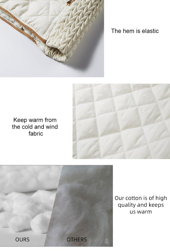 2020 High Quality Simple Ladies Custom Vest Zipper Wholesale Puffer Winter Woman Vest